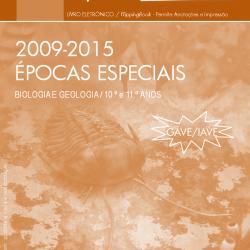 Exames Nacionais Biologia e Geologia (Época Especial) 2009-2015